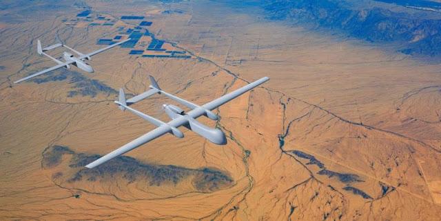 Τα πρώτα drones που θα επιτηρούν τα ελληνικά σύνορα