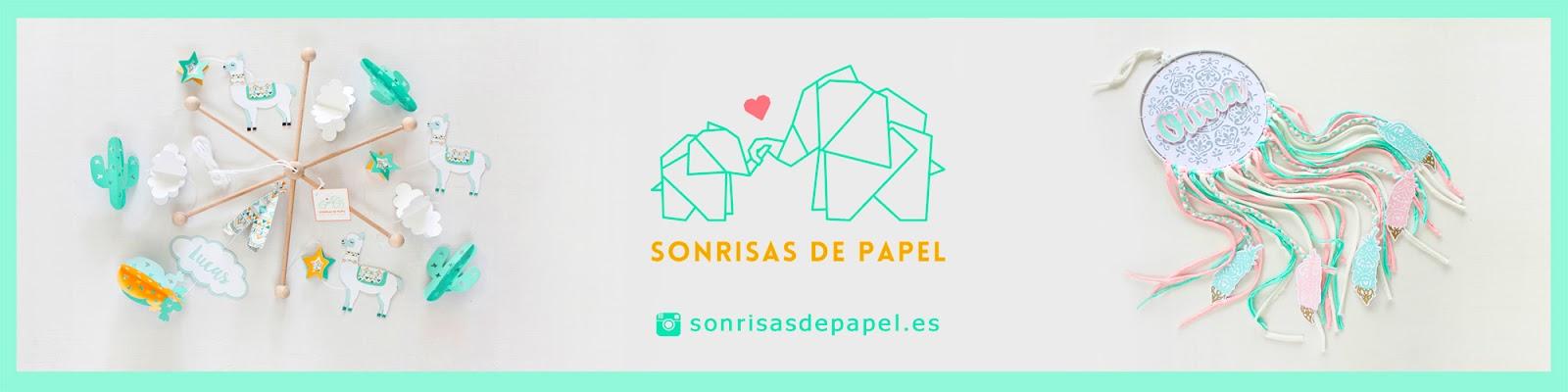 SONRISAS DE PAPEL