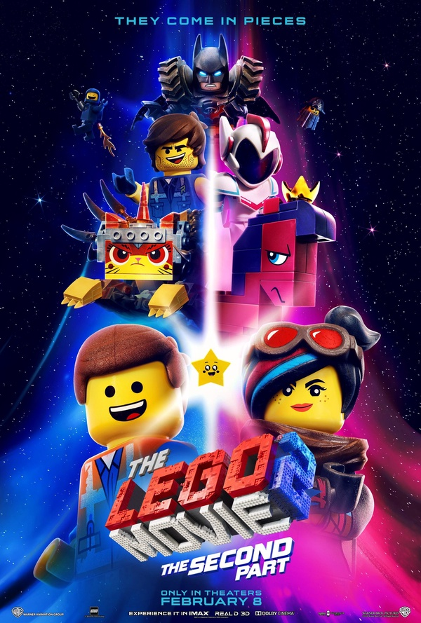 The Lego Movie 2: The Second Part (2019) Download and Watch Online in English