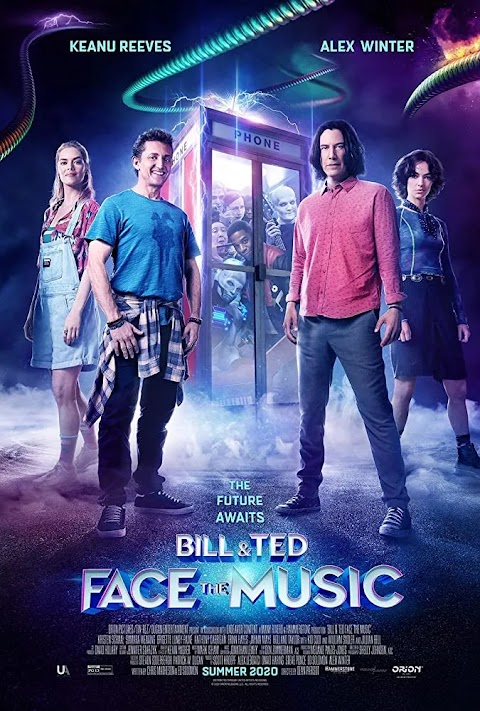 Bill & Ted Face the Music 2020 English 290MB | 800MB HDRip Download