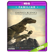 Dino King 3D: Journey to Fire Mountain (2019) WEB-DL 720p Audio Dual Latino-Ingles