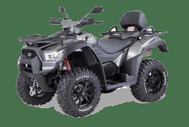 Spesifikasi ATV Kymco MXU 700i EX EPS