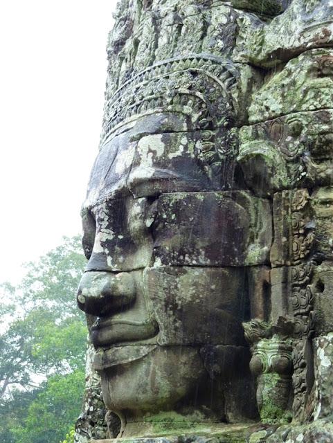 Bayon-Angkor-Cabeza-Camboya