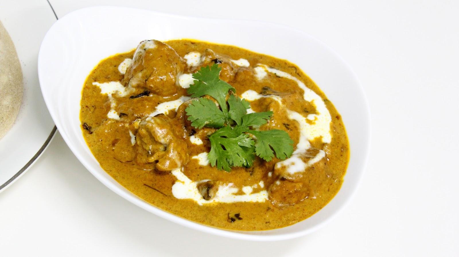Butter chicken murgh makhani kenzcuisine - Herve cuisine butter chicken ...