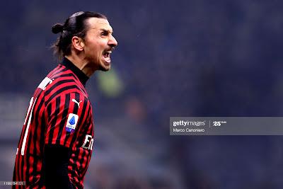 Zlatan Ibrahimovic 2020
