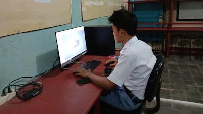 Kren! Siswa SMKN 1 Pringgabaya Wakili NTB di Ajang LKS Tingkat Nasional