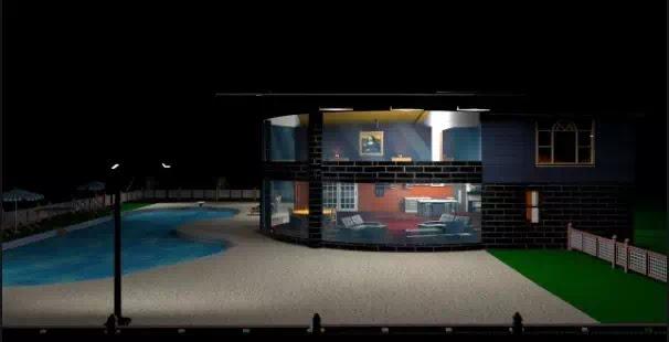 Sofware untuk membuat model bangunan 3D