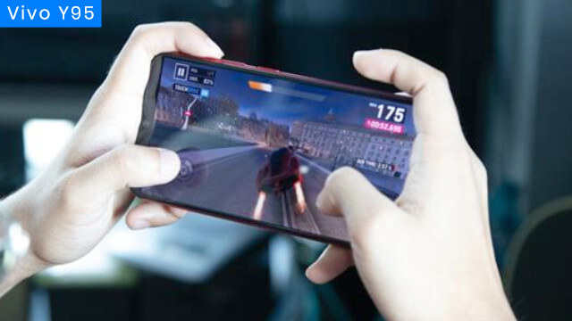 Vivo y95 buat main game berat