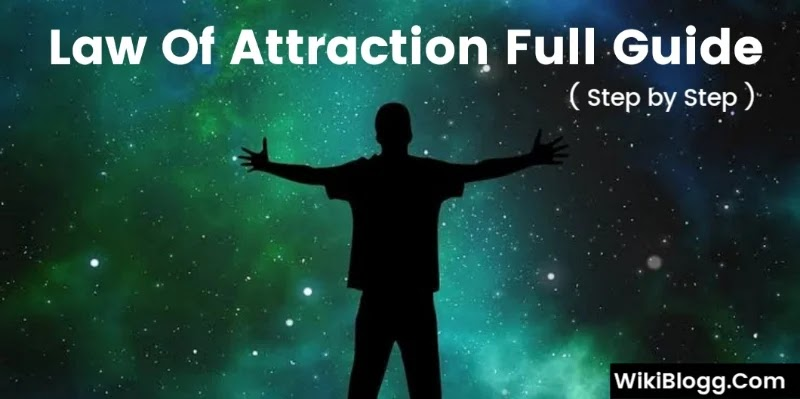 Law of Attraction Online Full Course