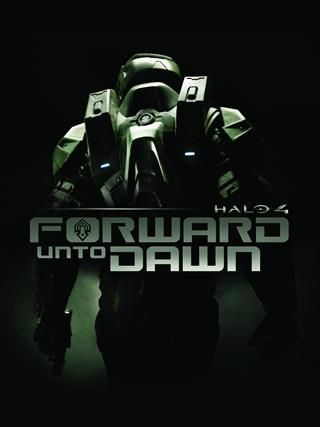 Halo 4 Forward Unto Dawn DVDR NTSC Español Latino