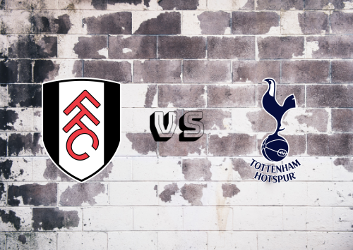 Fulham vs Tottenham Hotspur  Resumen y Partido Completo