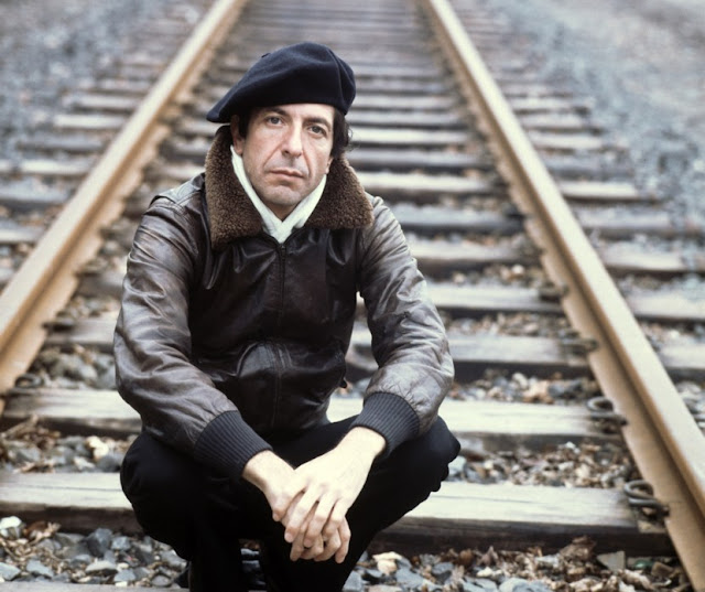 Leonard Cohen, el club de los libros perdidos,You Want It Darker, Songs from a Room, carta de despedida,