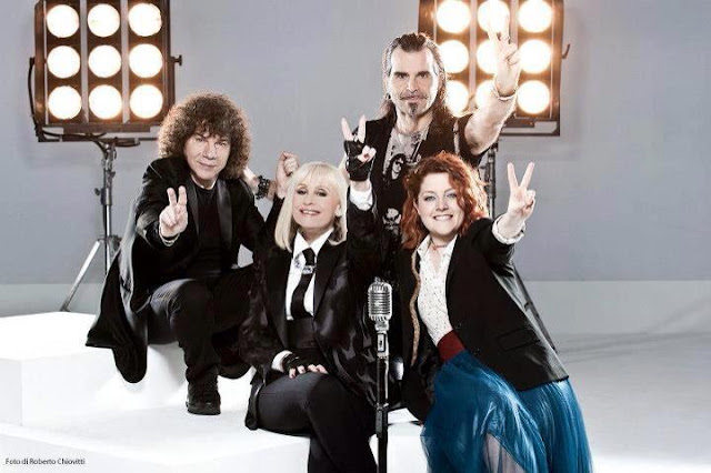 giudici di the voice italia