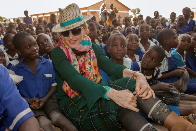 Madonna has been a regular visitor to Malawi and set up a charity in 2006
