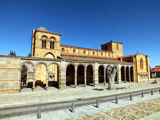 Iglesia en Ávila