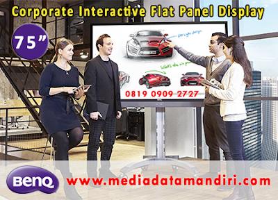 BenQ RP7501K Interactive Flat Panel