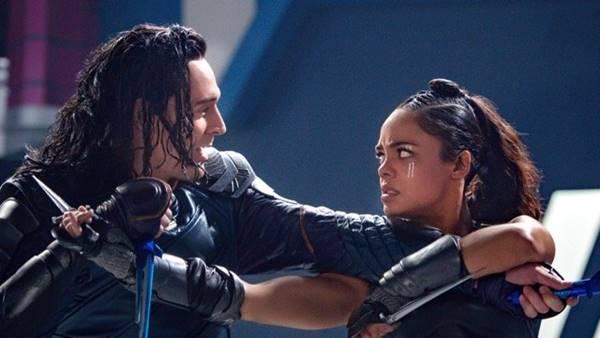Loki dan VAlkyrie