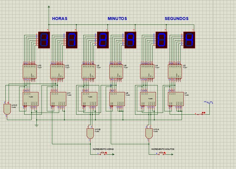 Ingeniería Y Más: Reloj Digital De 24 Horas (2.0