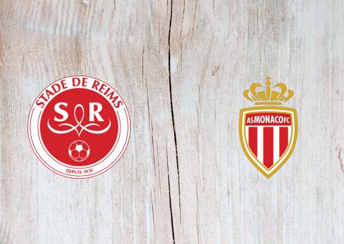 Reims vs Monaco -Highlights 09 May 2021