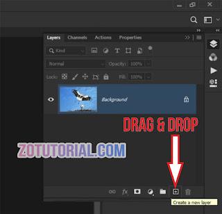 Lengkap 7 Cara Menduplikat Layer di Adobe Photoshop Terbaru