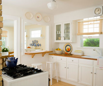 Small Kitchen New Decorating Ideas 2012