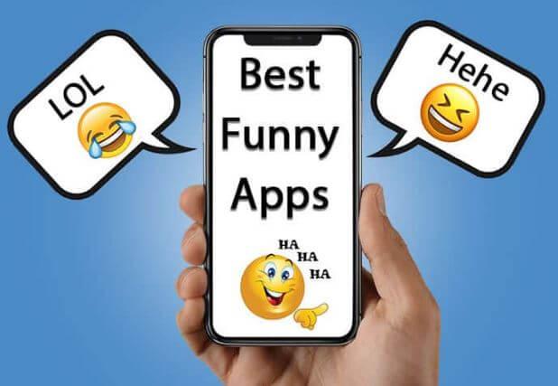 أفضل, تطبيقات, مضحكة, لأجهزة, أيفون