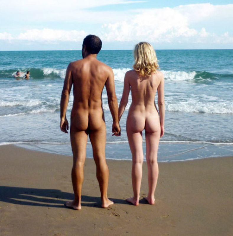 Nudist dating service