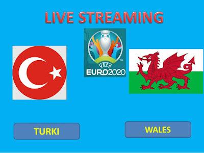 Link Live Streaming Euro 2020 Hari ini Turkey Vs Wales Berlangsung Di Stadion Olimpiade Baku