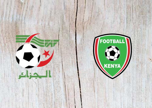 Algeria vs Kenya - Highlights 23 June 2019
