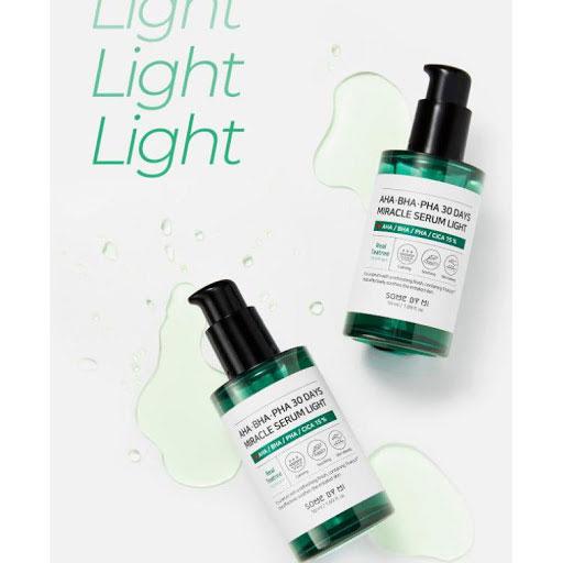 Tinh Chất Some By Mi AHA-BHA-PHA 30 Days Micracle Serum Light 2