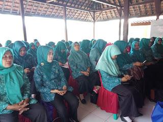 Monev TP PKK Tahun 2019 Di Desa Purbahayu Kecamatan Pangandara