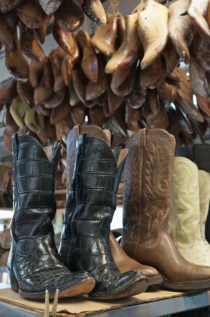 Lee Miller Bespoke Bootmaker Austin Permanent Style