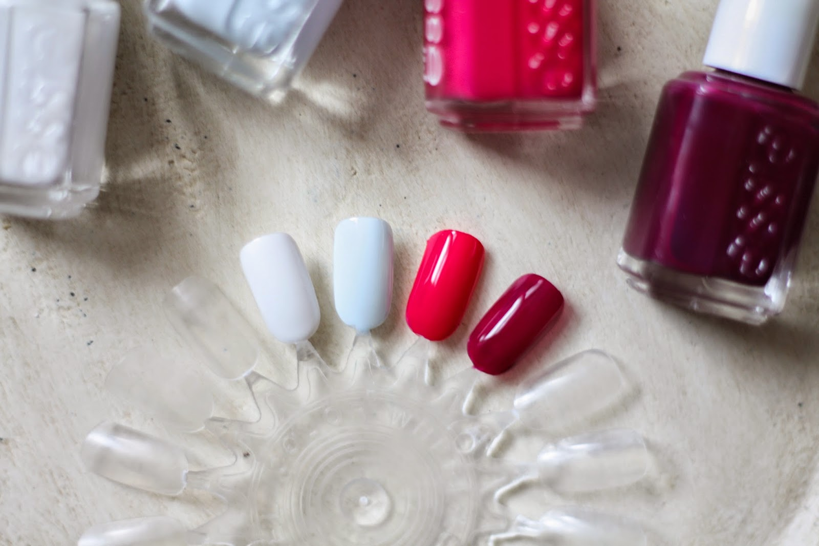 Essie spring/summer picks