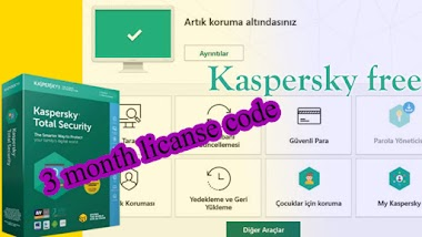 Kaspersky Total Security 2020 key - kaspersky free