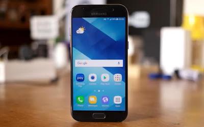 spesifikasi Bodi Samsung Galaxy A5 2017