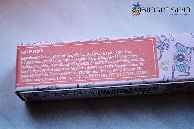 skład pomadka w kredce lambre