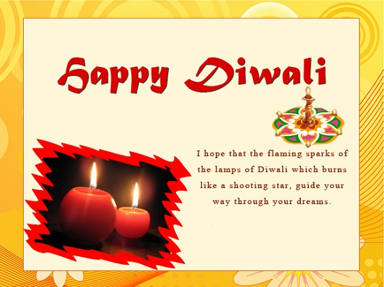 How To Write Diwali Wishes