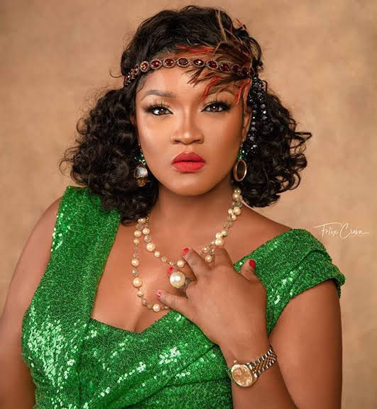 I often pray about my body – Veteran Actress, Omotola opens up about her personal life & career