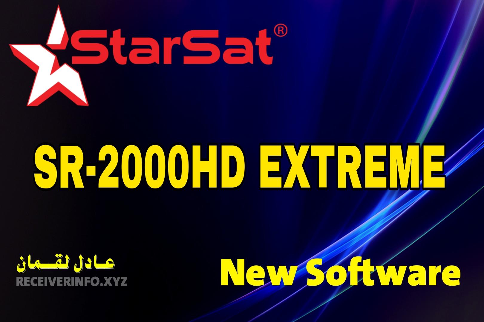 starsat 2000 extreme