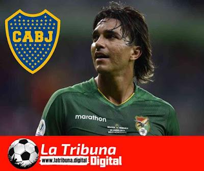 Marcelo Martins a Boca