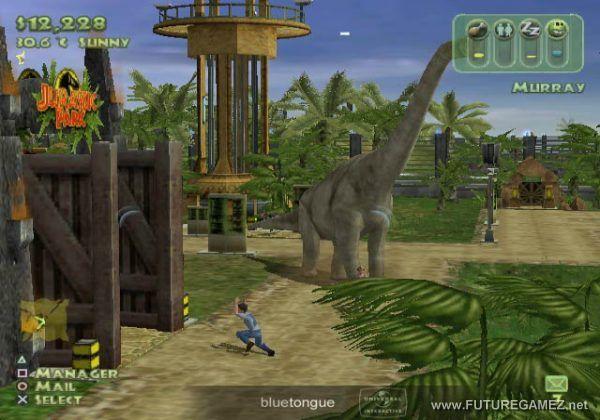 Download Free Jurassic Park Operation Genesis Games - PC Game