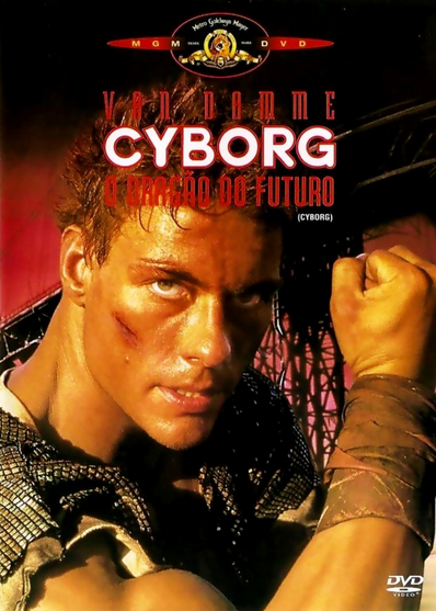 Cyborg O Dragão Do Futuro – Dublado