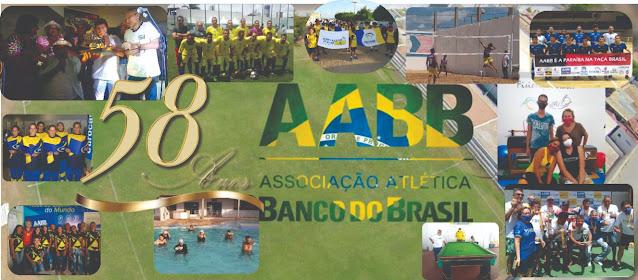 AABB – Patos-PB, comemora 58 anos
