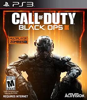 Call of Duty Black Ops 3 PS3