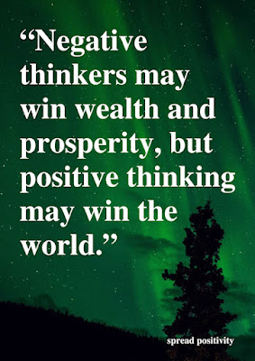 Positive thinking quotes for WhatsApp and Facebook dp