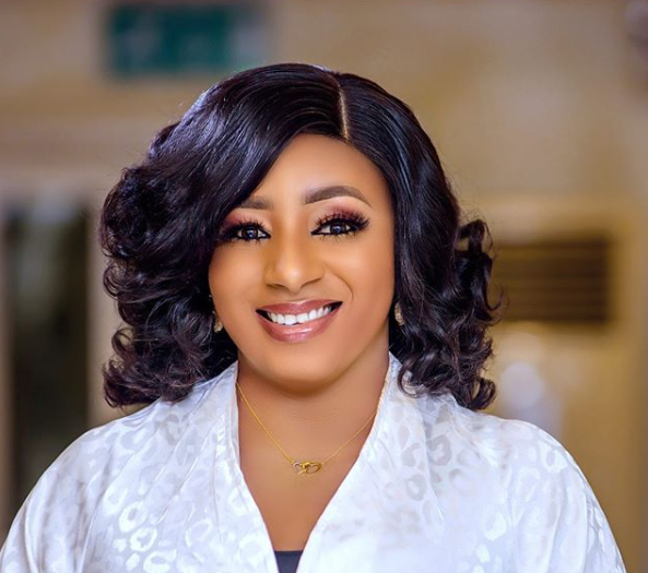 """""""You're The Man Behind My Success"""", Mide Martins Tells Husband, Afeez Owo On His Birthday"""