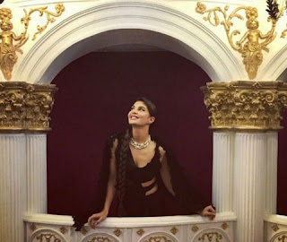 Jacqueline Fernandez becomes entertainer of the year 2016