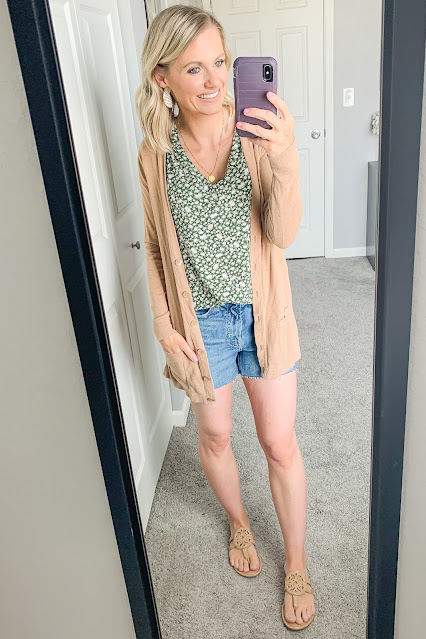 Affordable Mom-Friendly Denim Shorts