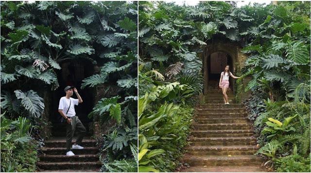 Trong quá khứ, công viên với không gian xanh tuyệt đẹp này là một địa điểm được sử dụng bởi quân đội Anh khi họ đóng chiếm Singapore trong những năm 1970. Điều này giải thích vì sao nơi này có nhiều đường hầm và các bức tường lớn. Năm 1981, nơi này chính thức được công nhận là một công viên có giá trị di tích lịch sử.