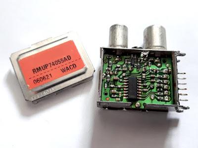 RMUP74055AD UHF RF modulator